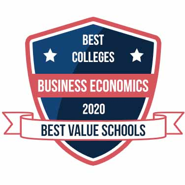 Huntsman economics degree ranked third in best business economics degree program