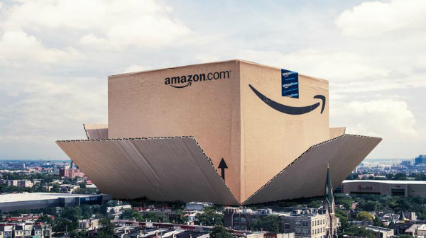 These industries could be Amazon's next targets