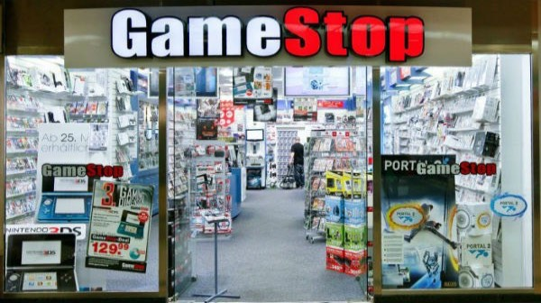 GameStop Drops Most Since 2002 After Failing to Sell Itself