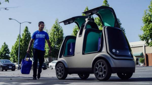 SoftBank's Next Bet: $940M Into Autonomous Delivery Startup Nuro