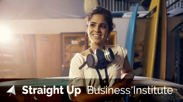 Straight Up Business Institute Online for Free